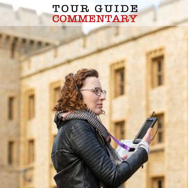 Tour Guide Commentary
